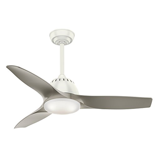 Buy Casablanca Fan Company 59287 44 Wisp Small Room Ceiling Fan With Light With Handheld Remote Noble Bronze Finish Online In Indonesia B01b9g5ddw