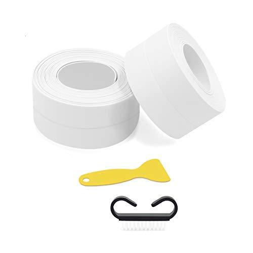 Waterproof Kitchen//Bathroom Adhesive PVC Sealing Tape Sink Caulk Strip Corner