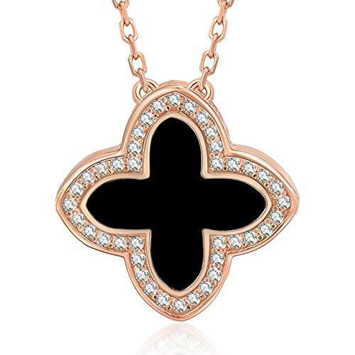 ROSE WOMEN Clover Necklace