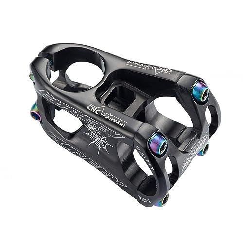 35° Bicycle Stem Riser 25.4*130mm Bike Handlebar Stem MTB Road Bike Accessories
