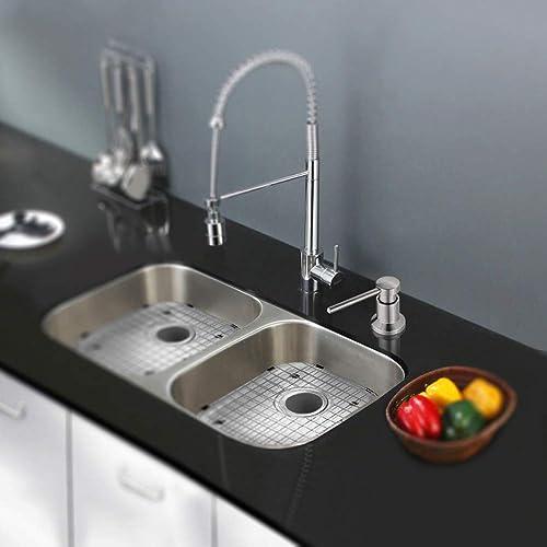 Soap Dispensers Rey X Kitchen Sink