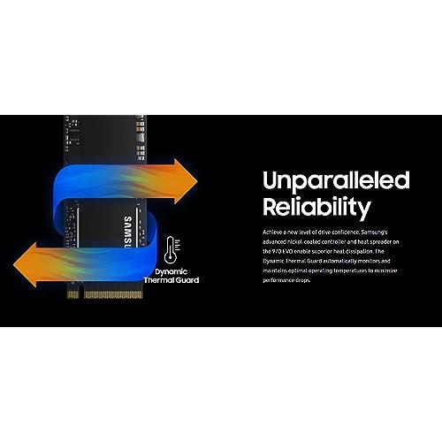 Buy Samsung SSD 970 EVO 2TB - NVMe PCIe M 2 2280 SSD (MZ