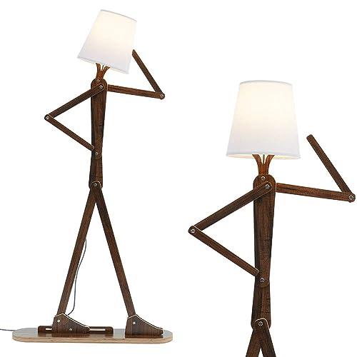 Hroome Cool Decorative Tall Floor, Corner Floor Lamp With Shelves Uk