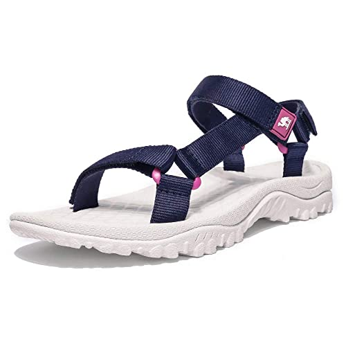 Buy CAMEL CROWN Hiking Sport Sandals for Women Anti-skidding Water Sandals  Comfortable Athletic Sandals for Outdoor Wading Beach Online in Indonesia.  B07P2LPXP8