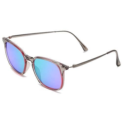 Buy Color Blindness Glasses for Men/Color Blind Corrective Glasses for Red-Green Blindness (Color Blind Glasses) Online in Indonesia. B08DRCP37B