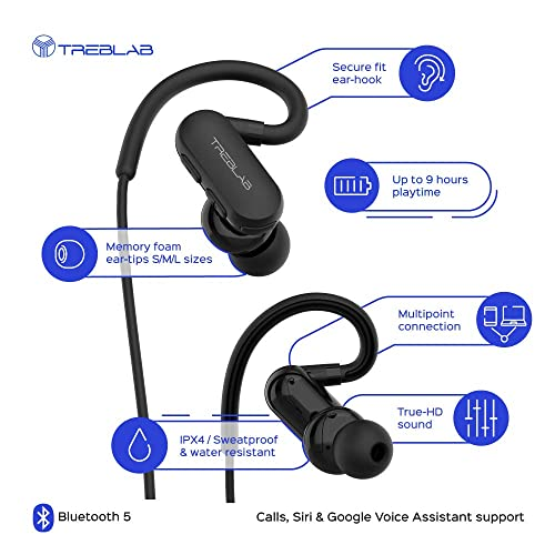 e673f6984ba PrevNext. PrevNext. TREBLAB xRun - Prime Sports Wireless Earbuds of 2019 - Ultramodern  Earphones ...