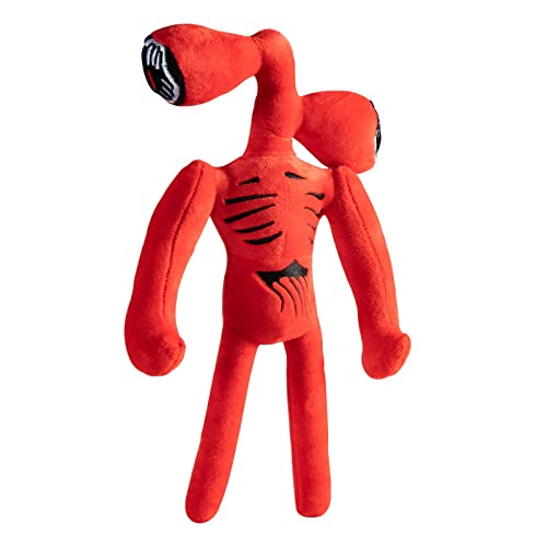 Buy Siren Head Plush Boys Toy Siren Head Action Figure Gift For Kids Game Fans 16 Inch 3 Colors Black White Red Horrible Monster Doll Red Online In Indonesia B08rs78f8q