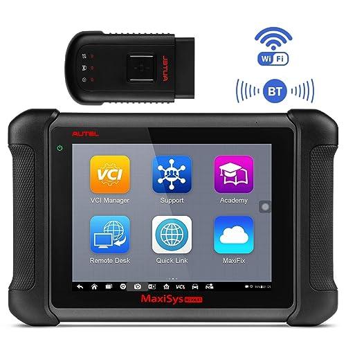 Bi Directional Scan Tool >> Buy Autel Maxisys Ms906bt Obd2 Scanner Bluetooth Advanced