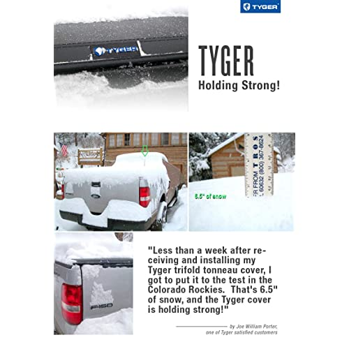 Tyger Auto T3 Lembut Tiga Kali Lipat Truk Tempat Tidur Tonneau Penutup Untuk 2015 2020 Ford F 150 Styleside 5 5 Bed Tg Bc3f1041 Buy Products Online With Ubuy Indonesia In Affordable Prices B019nuglge