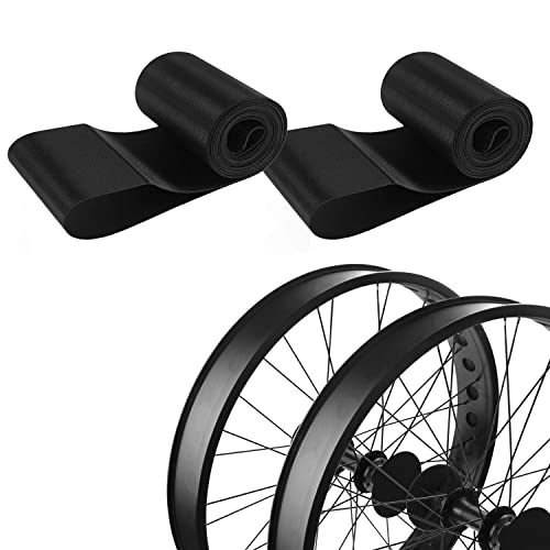 2Pcs Road Bike Bicycle Anti Puncture Tire Liner Strip Tyre Inner Tube Protection