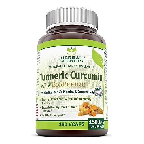 Inflanat Curcumin 95 - Herbagetica, 60 capsule (Capsule) - p5net.ro