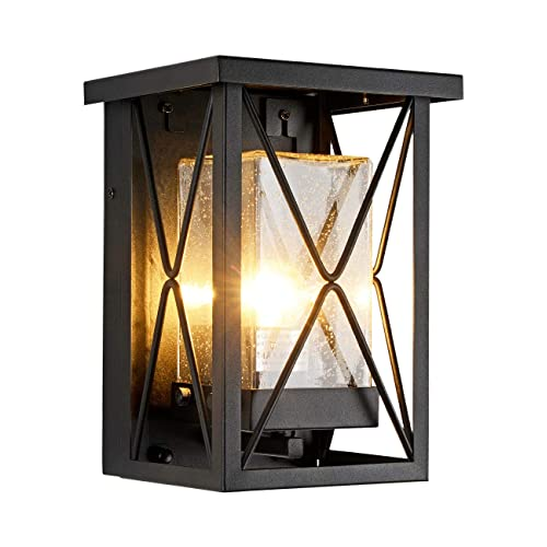 Outdoor Patio for Exterior Post Lighting Fixture Details about  /Bestshared Outdoor Post Light