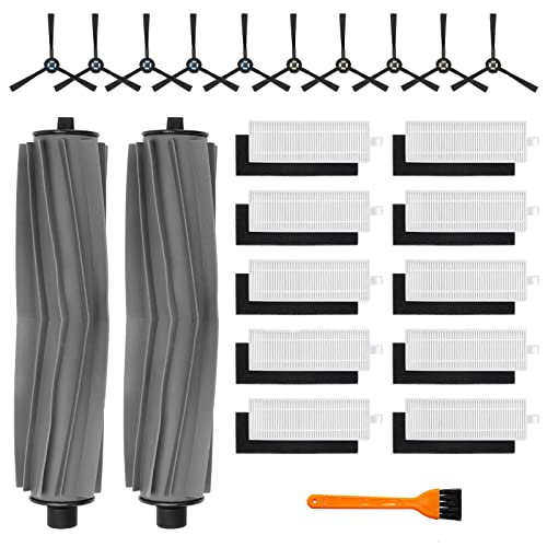 For ILIFE A7 A9s Robot Vacuum Cleaner Filters /& Side Brushes /& Prefilter Parts
