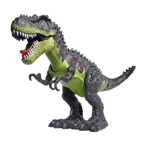 Ciftoys Tyrannosaurus Rex Dinosaurus Berjalan Dinosaurus Mainan Mainan Anak Anak Realistis Jurassic Trex Dinosaurus Aksi Mainan Gambar Berjalan Bergerak Bersinar Dino Angka Hijau Buy Products Online With Ubuy Indonesia In Affordable Prices
