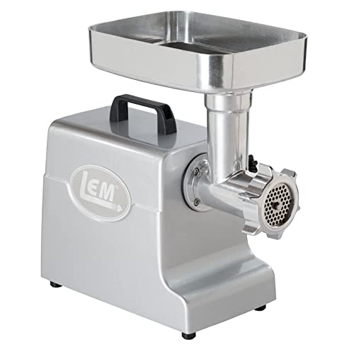 Buy Lem Products 1158 Mighty Bite Electric Meat Grinder Aluminum Online In Indonesia B00ntarmae