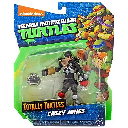 Buy Teenage Mutant Ninja Turtles Nickelodeon Totally Turtles Casey Jones Action Figure Online In Indonesia B07167msff