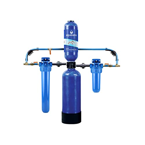 Aquasana EQ-1000 Whole House Water Filter System Replacement Tank 1,000,000 GL