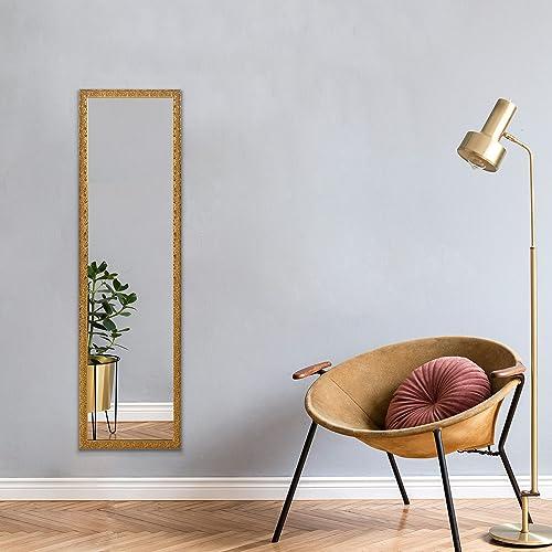 Beauty4u Full Length Mirror Door, Door Mount Mirror Full Length