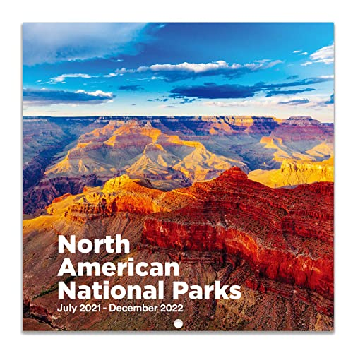 National Parks Calendar 2022.Buy 2021 2022 Wall Calendar Monthly Wall Calendar 2021 2022 Jul 2021 Dec 2022 12 X 24 Open Wall Calendar With Julian Date Perfect Calendar For Organizing Planning National Parks Online In Indonesia B07yv6xywn