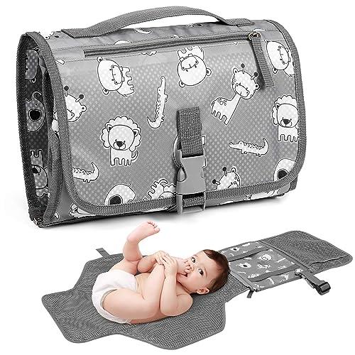 Baby Animal Baby Travel Change Mat