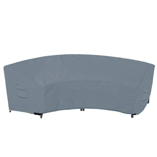 Yolaka Outdoor Furniture Covers, Curved Patio Furniture Covers