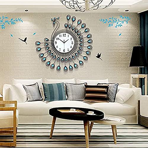 Big Wall Clocks For Living Room, Decoration For Living Room