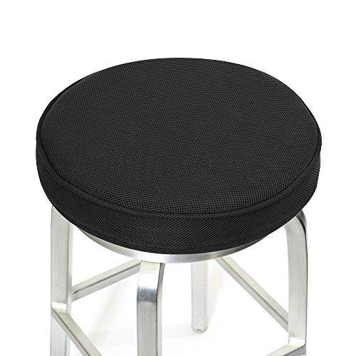 Bar Stool Cushions Memory Foam, Round Bar Chair Cushions