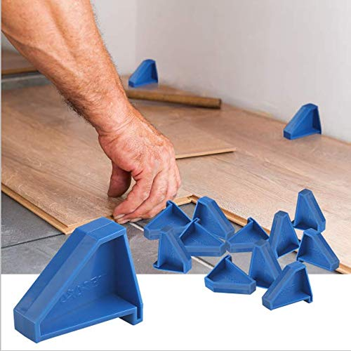 Flooring Spacers Laminate Wood, How Many Planks In A Pack Of Laminate Flooring