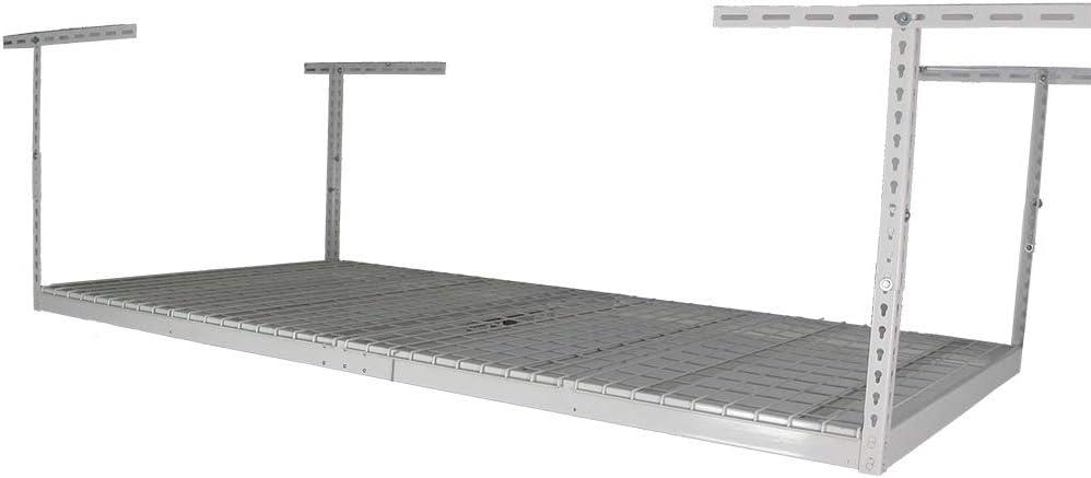 4x8 Overhead Garage Storage Rack Heavy, Garage Ceiling Storage Racks