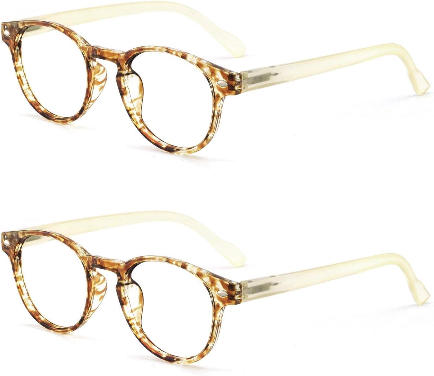 Buy OCCI CHIARI 20 Pack Women's Reading Glasses Lightweight Reader ...