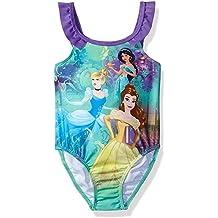Disney Ariel Little Mermaid Ruffle Purple 1 piece Swimsuit Girl Infant Toddler