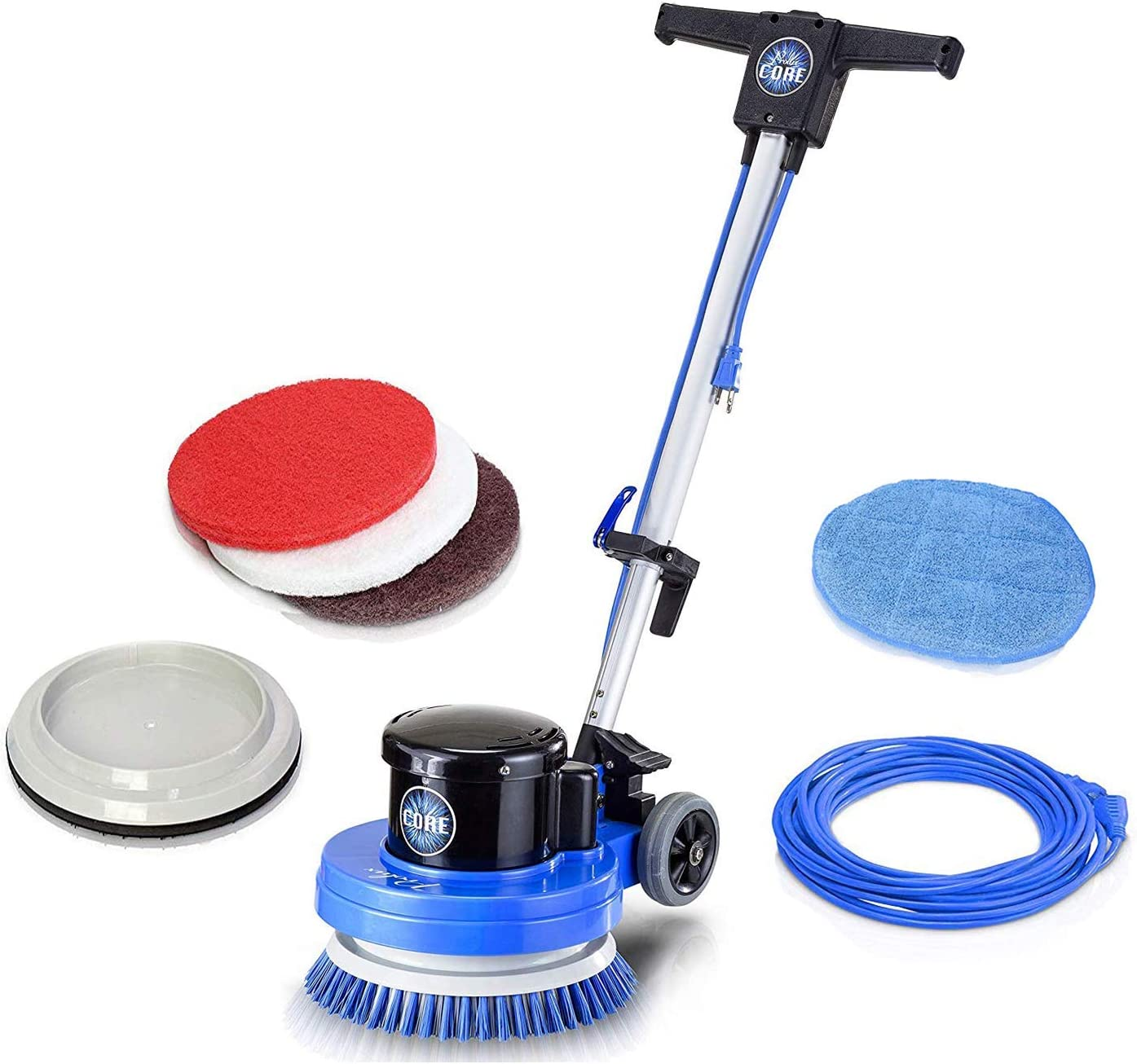 Buy Prolux Core Floor Buffer - Heavy Duty Single Pad Commercial Floor  Polisher and Tile Scrubber Online in Indonesia. B07PN7DPKX