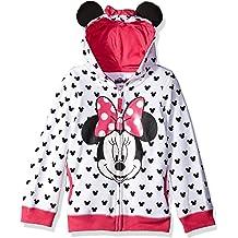 Disney Girls Frozen Graceful Elsa Hoodie Sweatshirt