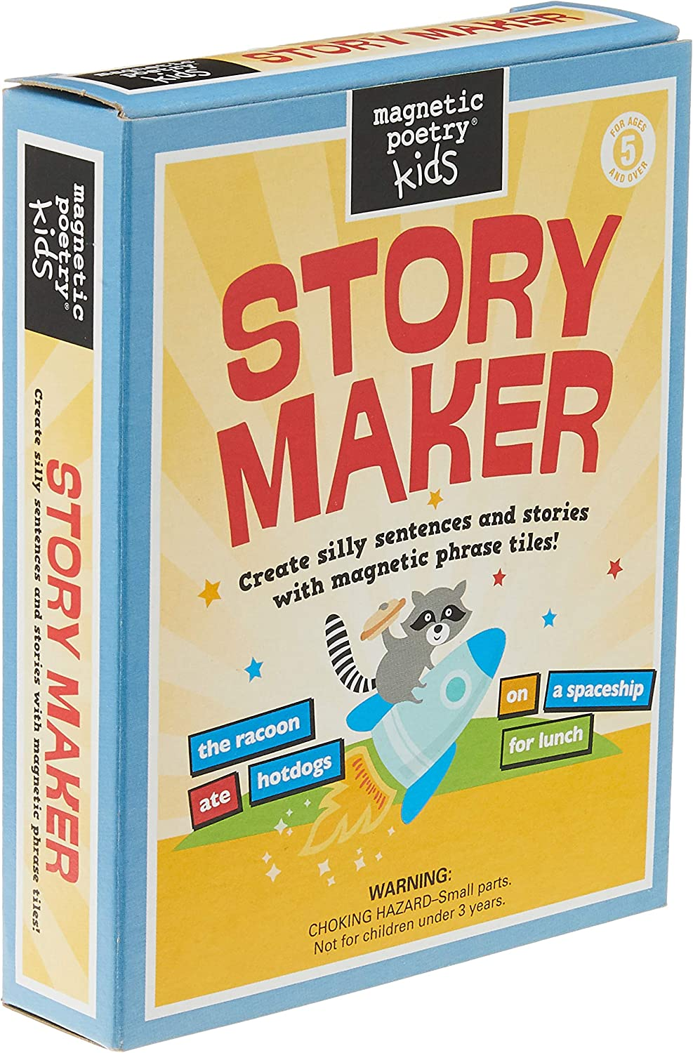 Buy Magnetic Poetry - Kids Story Maker Kit - Ages 25 and Up - Words