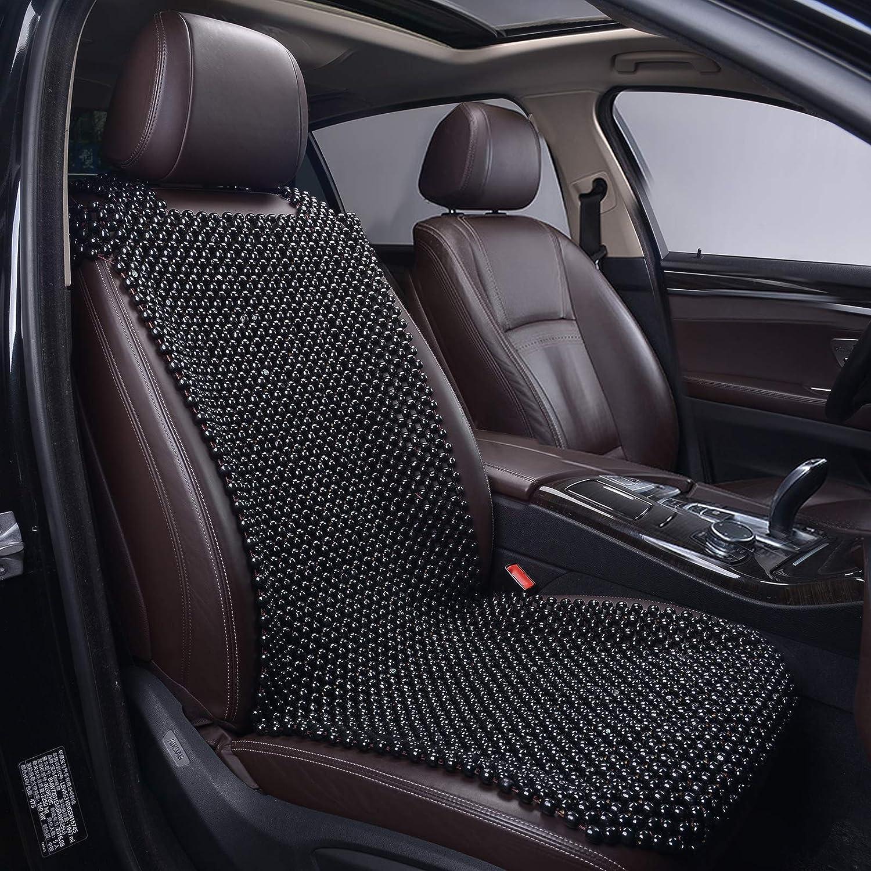 Kennisi Natural Beaded Car Seat, Best Car Seat Cooling Pad