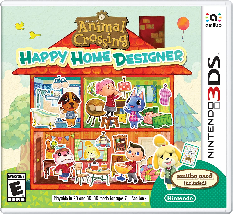 Buy Animal Crossing Happy Home Designer   20DS Online in Indonesia ...